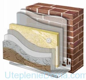Материалы для утепления фасада квартиры
