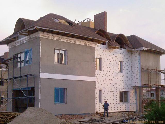Смета на ремонт фасада утепление