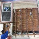 Утепление и отделка фасада дома