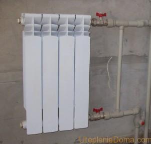 Расчет количества радиаторов отопления калькулятор