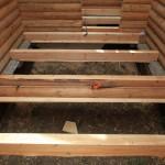 Как утеплить деревянный пол