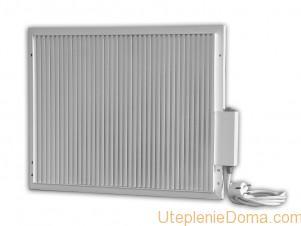 Электро батареии отопления