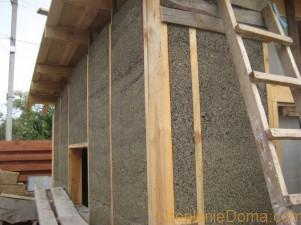Технология утепления деревянного дома минеральной ватой