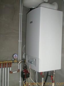 Как установить газовый котел