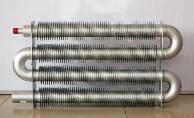 Пластинчатые радиаторы своими руками 60