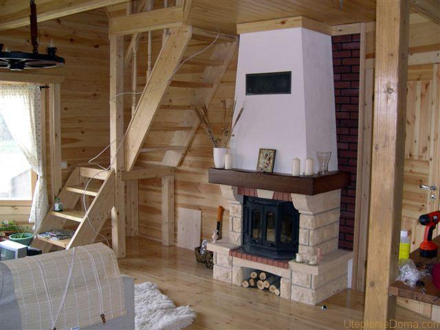 Маленький летний домик на даче своими руками