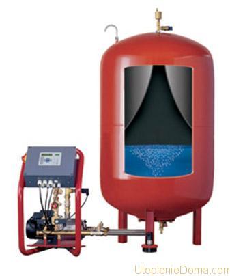 Как сделать байпас в систему отопления