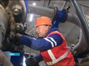 как производится опрессовка системы отопления