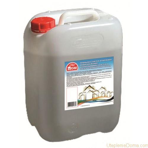 жидкость для промывки отопления