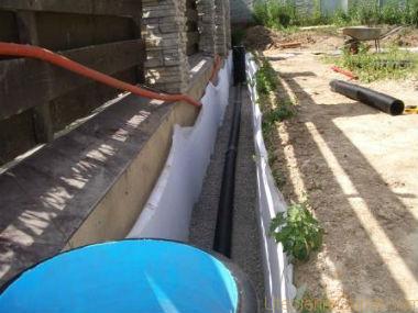 Проникающая пенетрон смесь гидроизоляция сухая