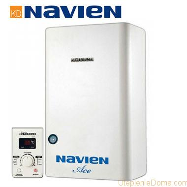 технические характеристики газового котла Навьен