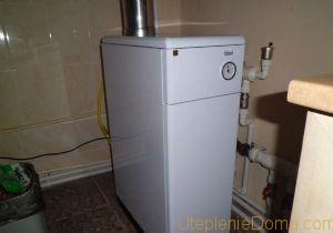 Напольные газовые котлы Сиберия со стальным теплообменником  не зависят от электричества