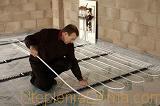 Перед тем как сделать теплые полы в частном доме рассчитайте необходимую тепловую мощность