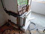 Согласно закону перенос батареи на лоджию запрещен