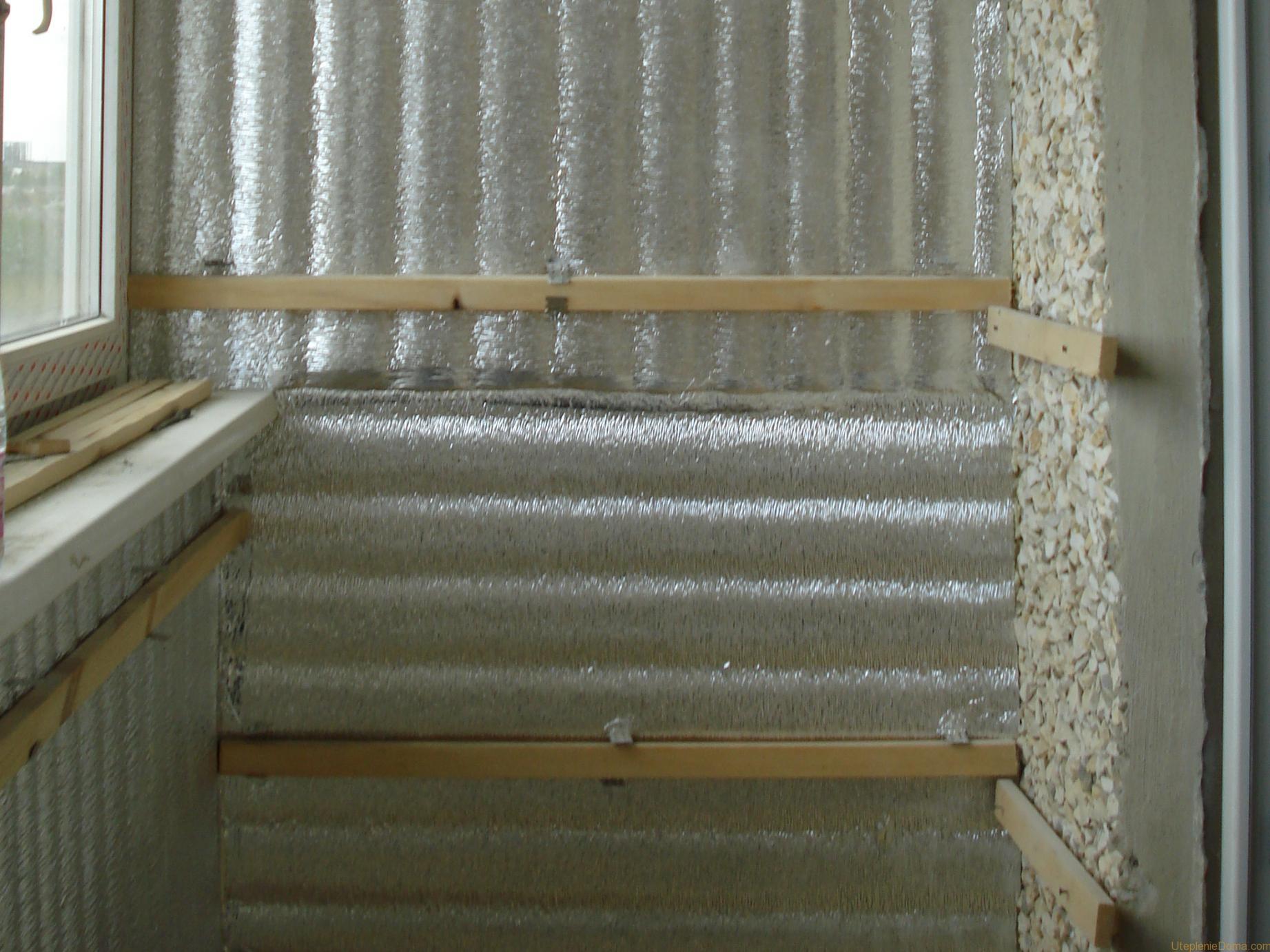 Утепляем балкон своими руками фото фото 907