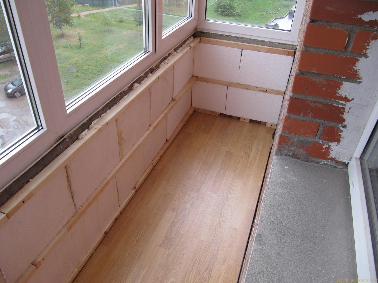 Сделать своими руками полы балкона фото 342