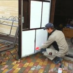 Как утеплить двери дома