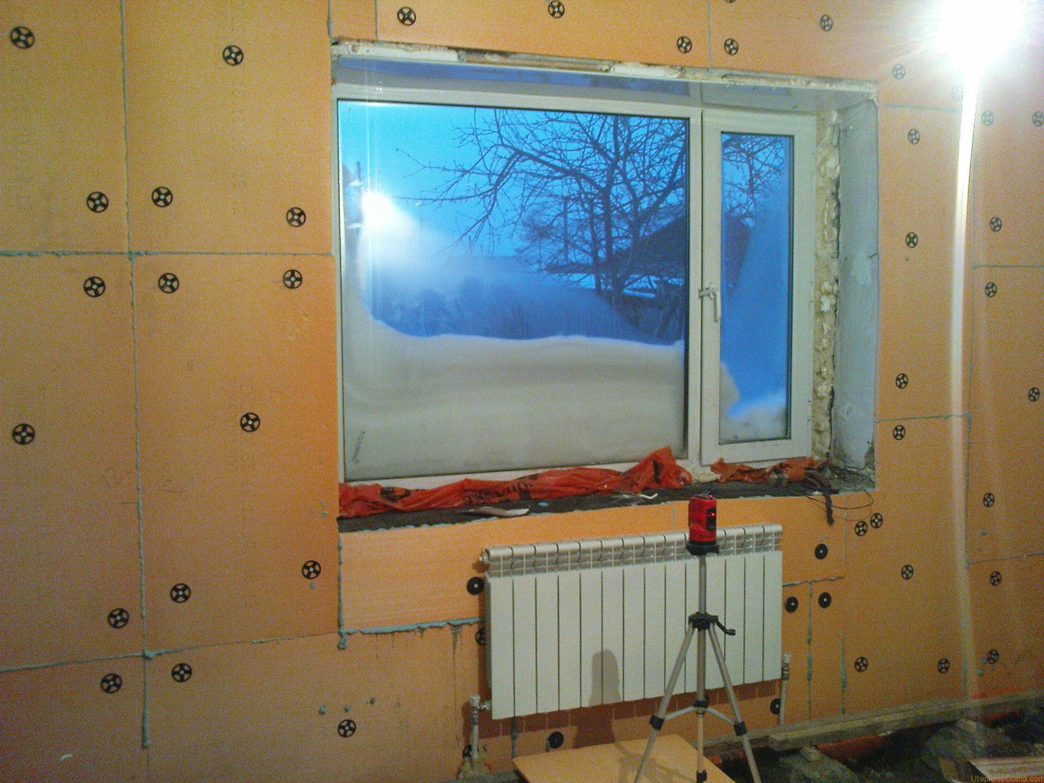 Как утеплить частный дом изнутри своими руками фото 960