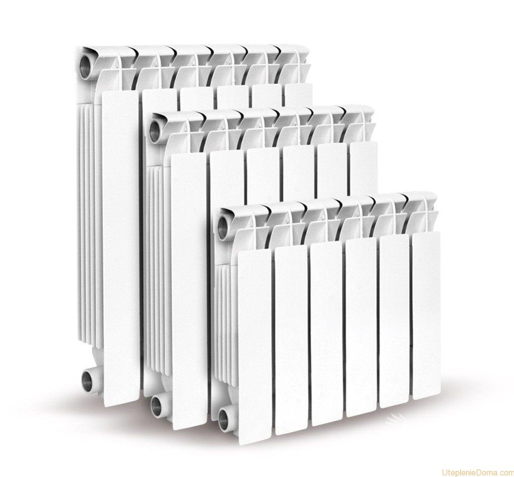 Расчет количества радиаторов отопления