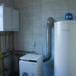 Газовые котлы напольные для дома
