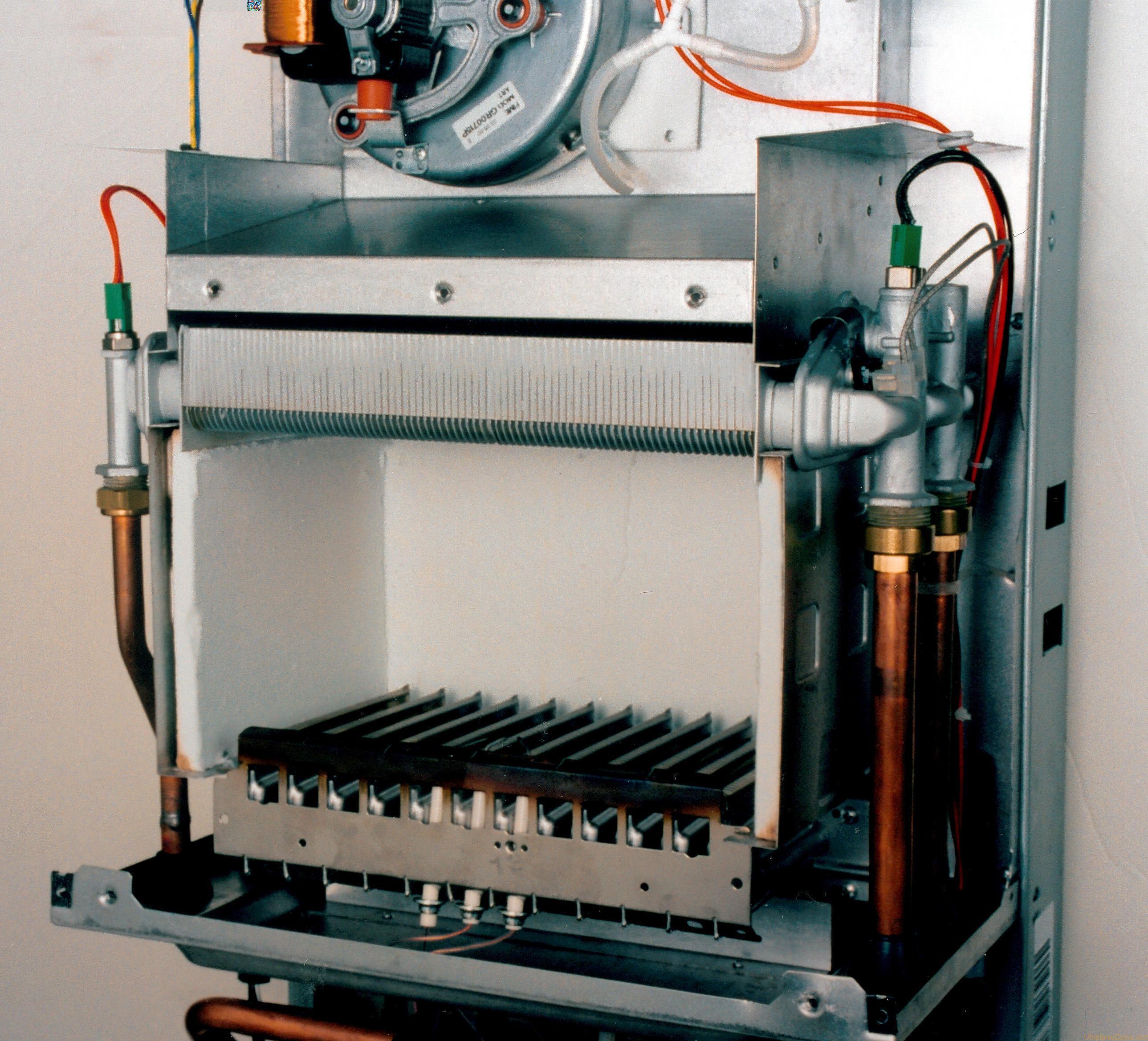 Газовые котлы отопления расход газа