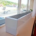 Конвекторы водяного отопления