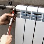 Радиаторы отопления из труб