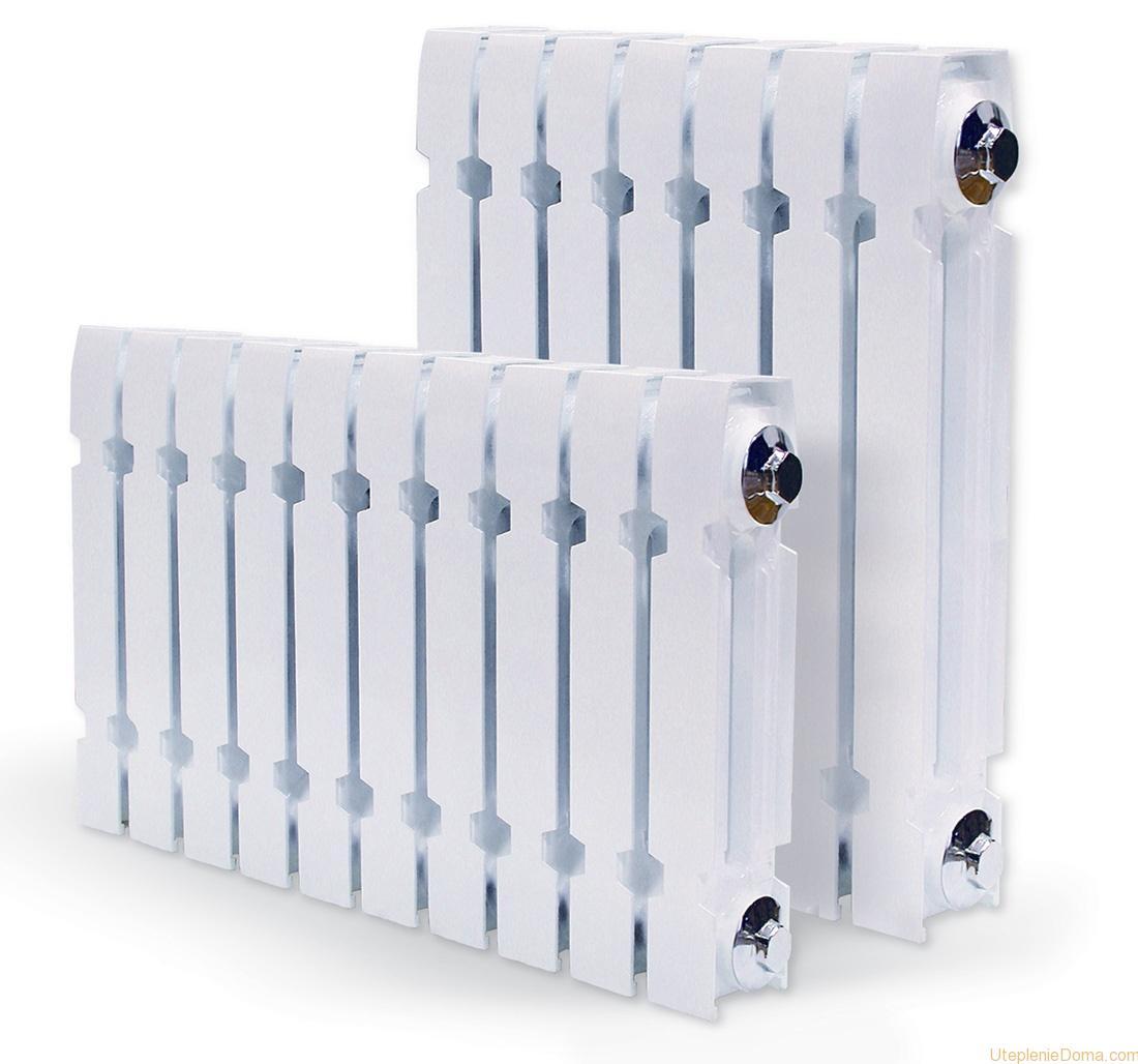 Батареи отопления какие выбрать