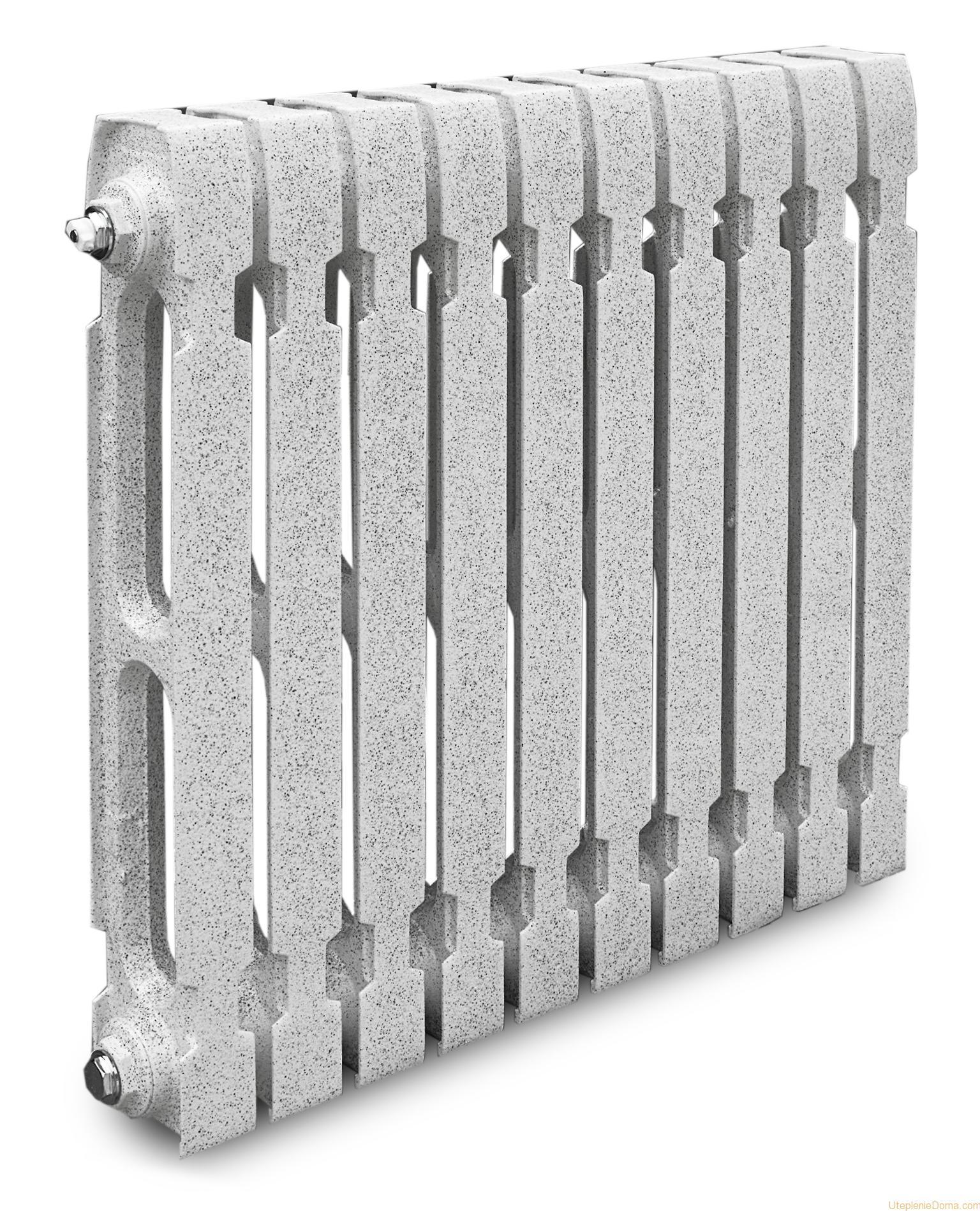 Радиаторы отопления чугунные konner «Модерн»