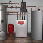 Электрические котлы для отопления дома