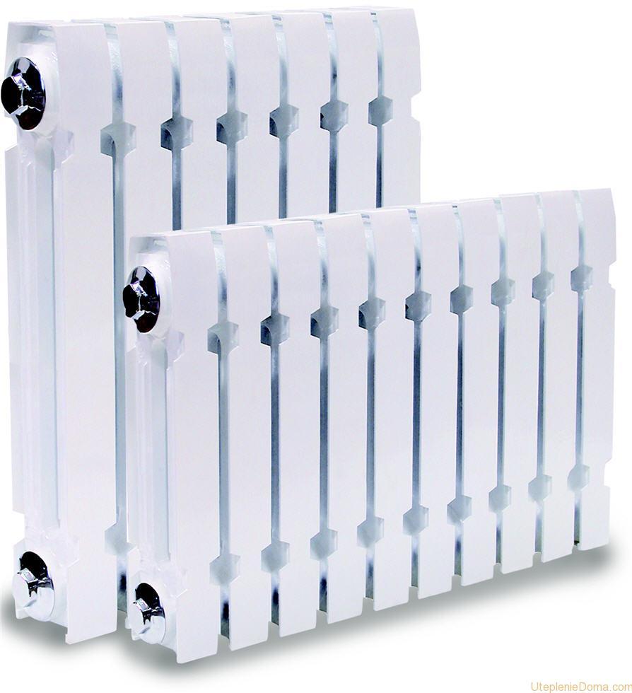 Радиаторы отопления биметаллические или алюминиевые