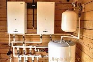 Расход газа на отопление дома