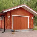 автономный обогрев гаража