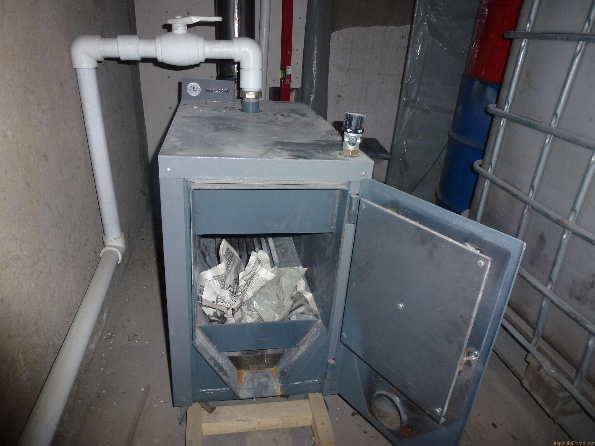 Отопление гаража своими руками схема фото 485