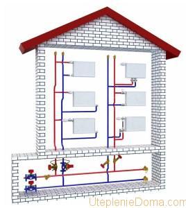 Какое давление в системе отопления многоэтажного дома?
