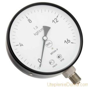 Перепады давления в системе отопления