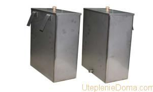 Расчет объема расширительного бака открытой системы отопления