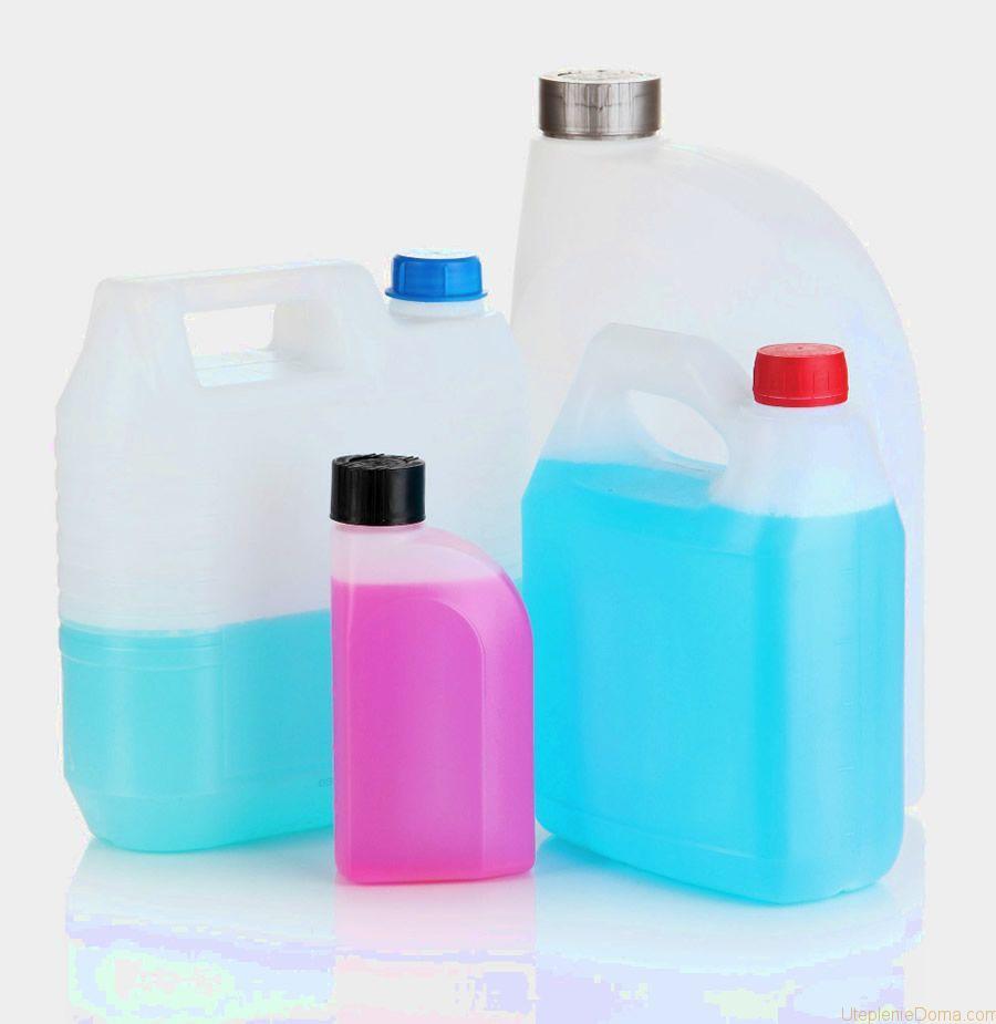 жидкость для водяного отопления