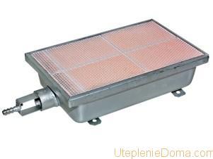 инфракрасный газовый обогреватель для дома