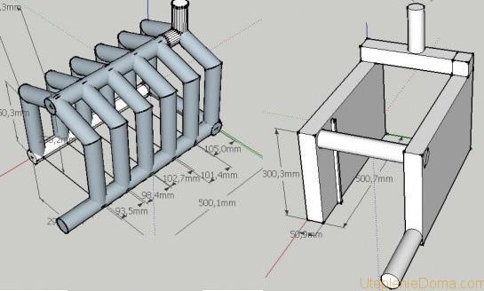 Водяные теплообменники для частного дома Пластинчатый теплообменник Машимпэкс (GEA) ND50X Северск