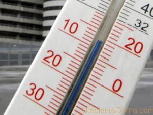 Температура в квартире зимой норма по закону