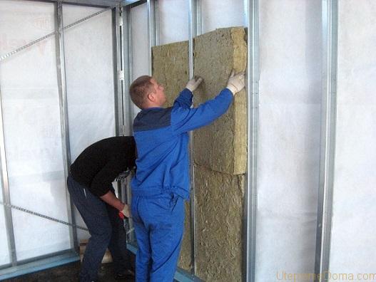 как утеплить стену в панельном доме изнутри
