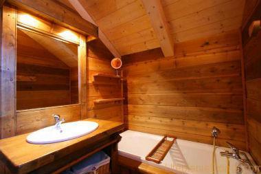 Гидроизоляция ванной комнаты в деревянном доме