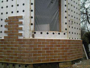 утепленные клинкерные панели для фасада превосходят по своим характеристикам природный камень