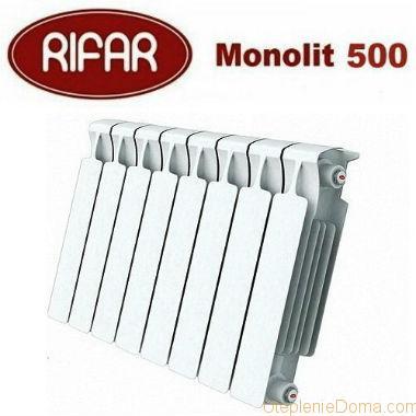 Радиаторы Монолит