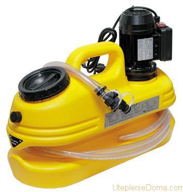Бустер для промывки теплообменников газовых котлов купить Кожухотрубный жидкостный ресивер ONDA RL 290 Бийск