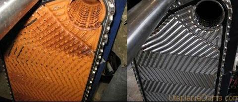 Бустер для промывки теплообменников своими руками видео демонтаж теплообменника расценка