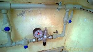 Заполнение системы отопления закрытого типа через подпитку возможно только в том случае, если предусмотрено подключение контура к водопроводу