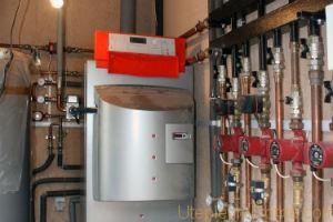 Сердце системы отопления – это котел для коттеджа