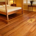 Утепленный деревянный пол